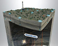 MicroSeismic Subsurface Illustrations