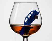 Social ad / Don't drink & drive