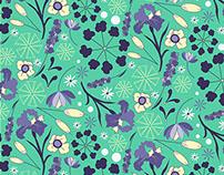 Iris Print