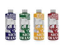 Sick Swans Protein