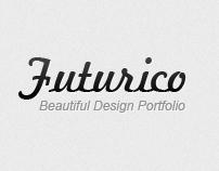 Futurico Wordpress Theme