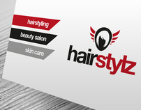 Hairstylz Corporate Identity