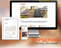 Topservice Totaal Techniek | Responsive webdesign