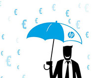 Hewlett Packard Illustrations