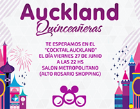 Auckland Quinceañeras