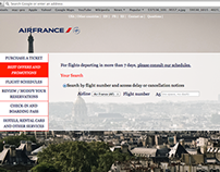 Air France Coding Project Part 1