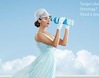 Kinky Blue campaign