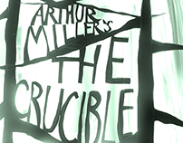 The Crucible - Theater Poster