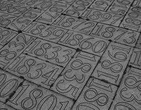 Numbered Bricks