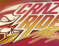 CRAZY RIDERS // logo