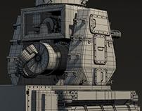 CIWS Vulcan Cannon