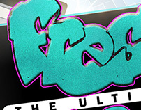 FRESH | The Ultimate 90's Party 5.31.14 [Flyer]