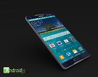 Samsung Galaxy s6 concept