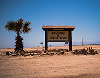 The Salton Sea & Bombay Beach
