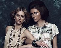 Crowning Glory - Fashion Editorial