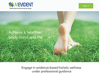Mevident Web & Interface