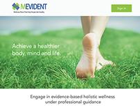 Mevident Web & Interface