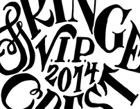 2014 Fringe VIP Crest Badge