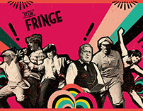 2014 St Lou Fringe Promotional Designs