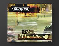 Burkina Cd Label