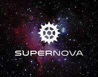 Supernova Computer Repairs Branding
