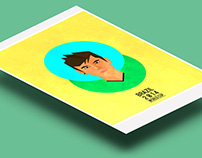 BRAZIL 2014 WORLD CUP POSTERS. Part I