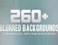 260+ Blurred Backgrounds - Free Download