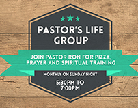 Pastors Life Group: graphic