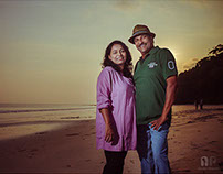 Celebrating 30 Years of Marriage | Couple Portraits