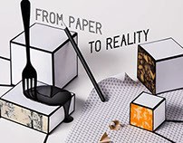 Paper Reality / Part One