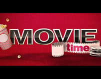 Movie Time LOGO