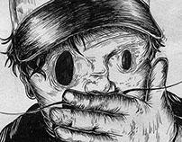 MotherMonkey / Acid Illustration