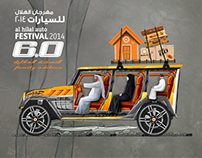 Al Hilal Auto Show 2014 | Facebook Application