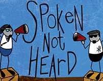 Spoken Not Heard | Album Artwork