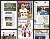 Newspaper Portfolio
