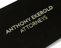 Anthony Ekerold Attorneys