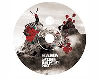KAMA2011 STORE MUSIC VOL.5
