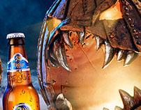Tiger Beer - Halloween Pumpkin