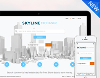 SKYLINE EXCHANGE - crowdsourced real estate info
