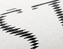 Blur lines font