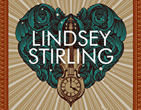 Lindsey Stirling Playing Card Design