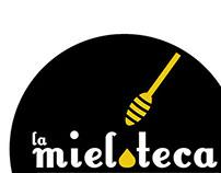La Mieloteca // logo design