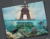 Global warming | eHow II  Eiffel Tower