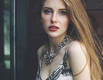 Model tests | Tatyana
