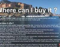 A Marina di Villa Igiea sbarca la PMO Card