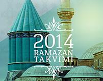 2014 Mobil Ramazan Takvimi