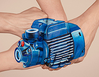 Pedrollo waterpumps