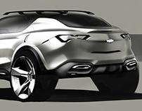 Chevrolet Compact SUV concept