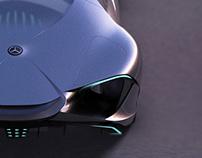 Mercedes Benz XLR concept