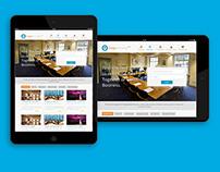 Venues Listing Web Portal